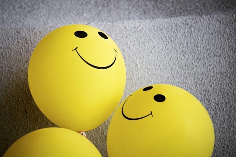 3 בלונים מחייכים - סדנת צחוק